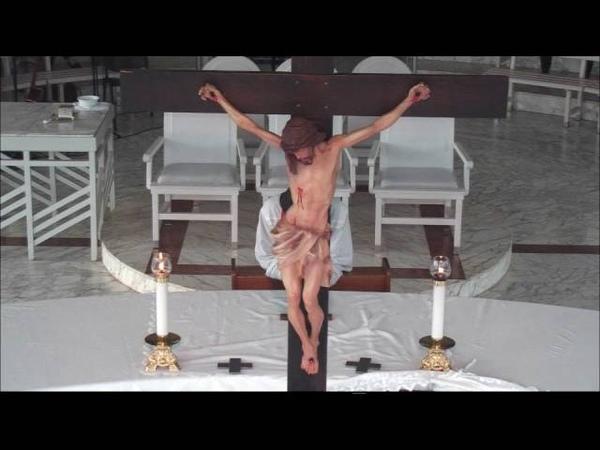 Поклоніння Хресту 17.06.2016 Меджугорє (Семінар За життя)