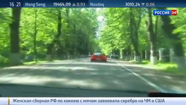 Новости на Россия 24 • Двухмесячный арест стритрейсера Китуашвили в ОП назвали абсурдом