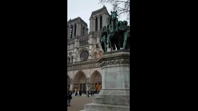 Голос сердца Парижа Ты не будешь прежней но мы все равно будем любить тебя❤