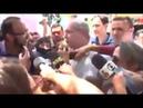 Ciro Gomes fica irritado e expulsa jornalista em Boa Vista
