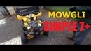 Внедорожник MOWGLI SIMPLE 7 | Квадрик для подростков и взрослых | Яркий квадроцикл порадует любого