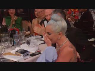 Taylor Swift presents Lady Gaga