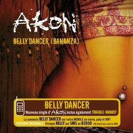 Akon альбом Bananza (Belly Dancer)