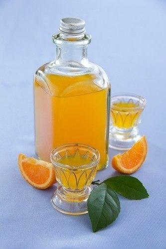 Вкусный мандариновый ликер. Вам пригодится этот рецептик!)