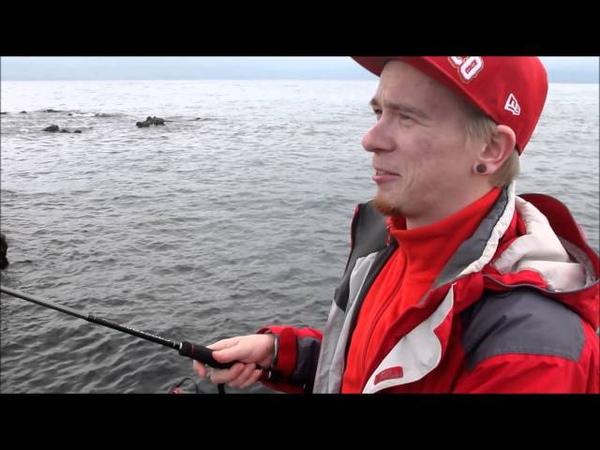 Рыболовные истории от Кота. Голубая бухта и окуньки