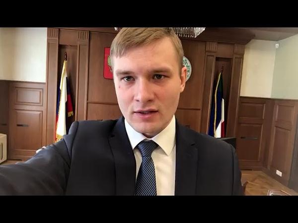 Валентин Коновалов о помощи «детям войны»