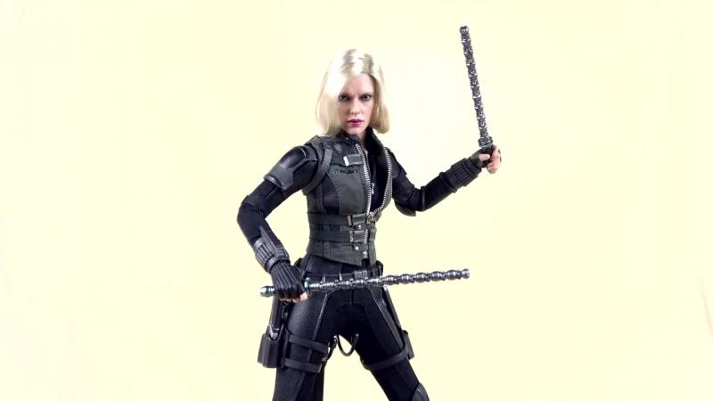 [Optibotimus Eng] Hot Toys MMS460: Avengers Infinity War - Black Widow 1/6