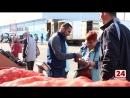 В ТК «Подорожник» стартовали сельскохозяйственные ярмарки
