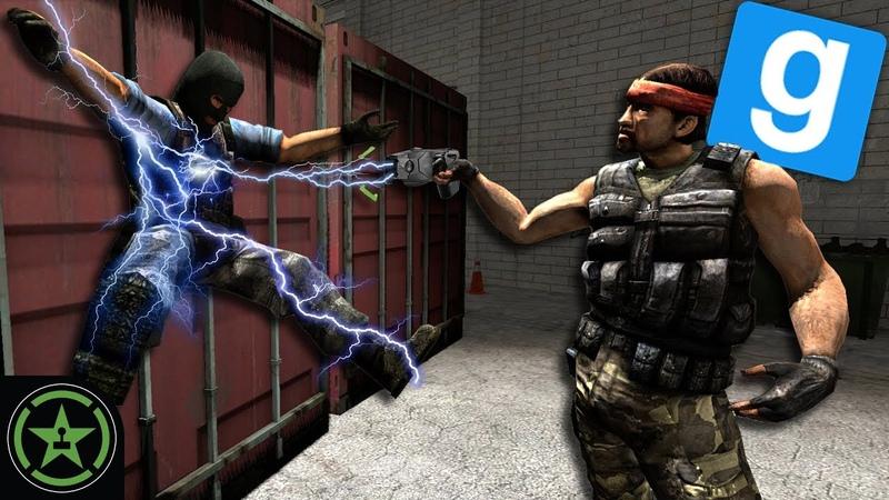 Tase Fist - Gmod: Trouble in Terrorist Town w/ Fiona Nova | Let's Play