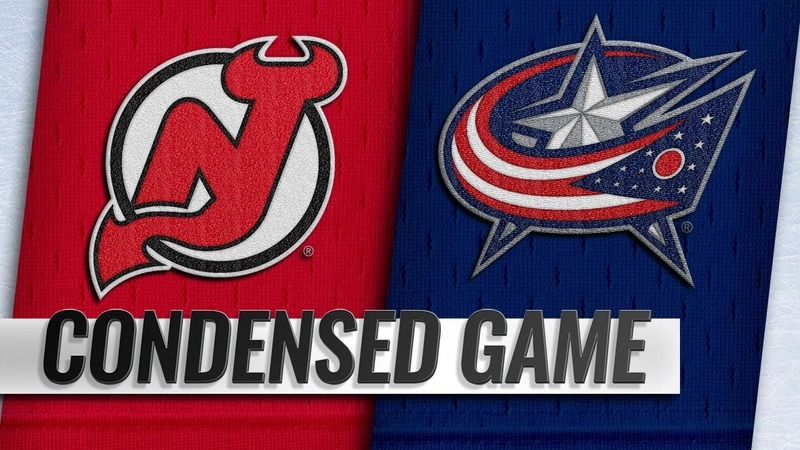 011519 Condensed Game Devils @ Blue Jackets