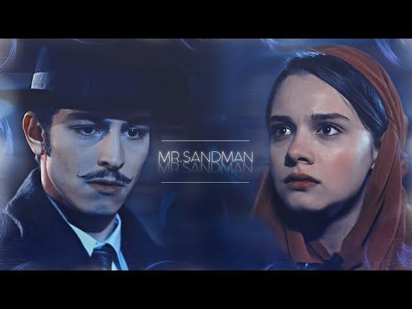 Hilal Leon ❥ Mr.Sandman