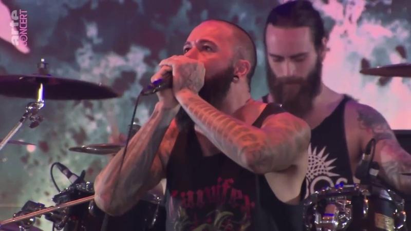Suffocation Hellfest 2018