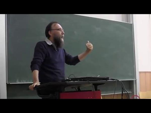 Александр Дугин от Ницше Фуко не отказывался никогда