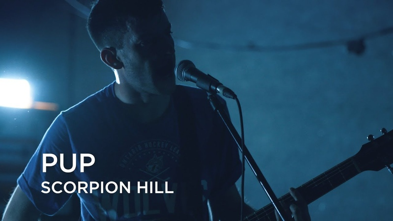 PUP Scorpion Hill First Play Live