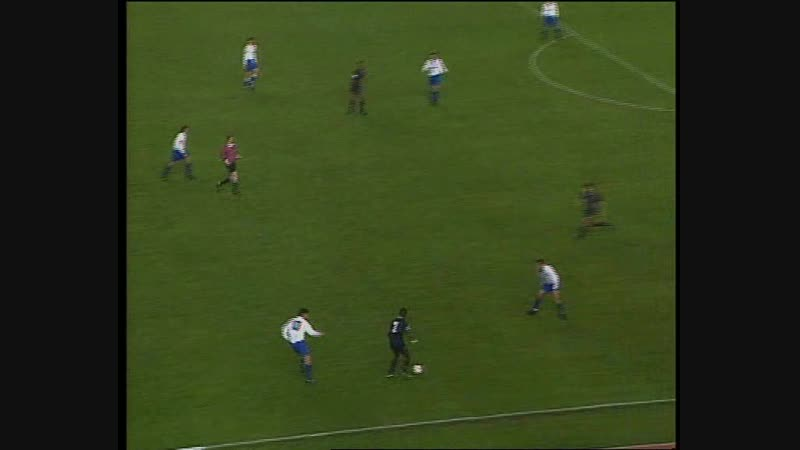 Лига чемпионов 1994 1995 1 4 финала Хайдук Аякс