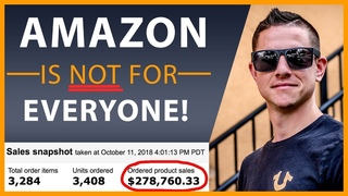 (WARNING) Amazon FBA Is NOT FOR EVERYONE | Watch This BEFORE You Sell on Amazon!