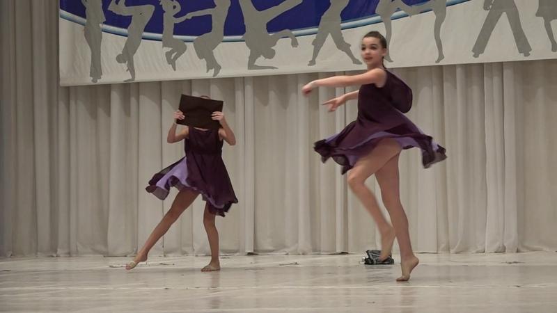 Школа танцев РИСИяне.Дуэт. СЛУЧАЙНАЯ ВСТРЕЧА.