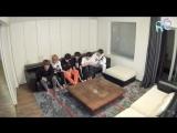 [RUS.SUB] Распределение комнат ATEEZ в отеле Капхёна
