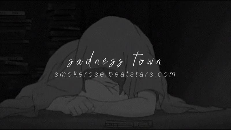 [FREE] Lil Peep x Emo Trap type beat sadness town (prod. by smokerose)