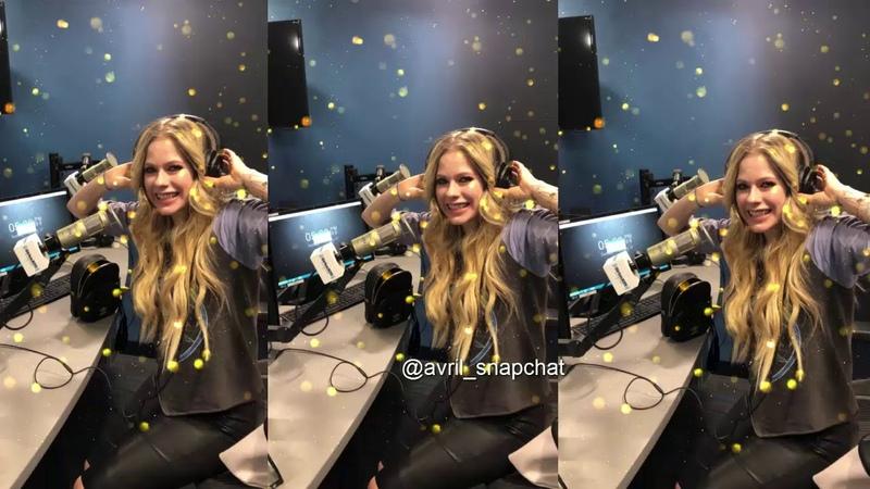 Avril Lavigne about her new BOYFRIEND, ALBUM and much more | Siriusxm