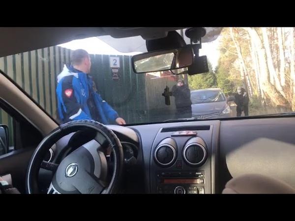 Домодедовские полицейские задержали бойца ММА за кражу