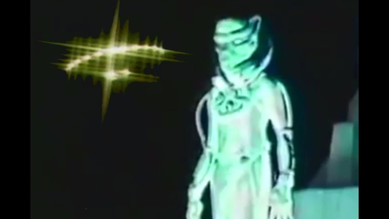 The closing ceremony from the 1984 Olympic Games 'prepared the world for an alien invasion'