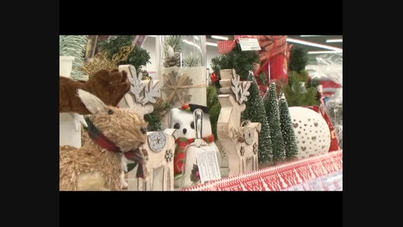 Гирлянды, шарики, хлопушки: выбираем новогодний декор