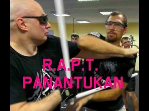 ARNIS of SPEED - eskrima Наработка скорости и силы ударов палкой в Арнис RAPT