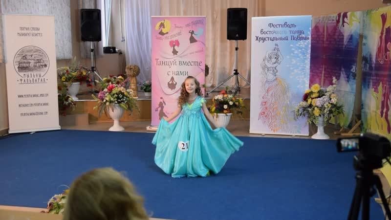 Шеренкова Вика - дети классика высшая лига - 1 место!! Хрустальный Павлин 2018