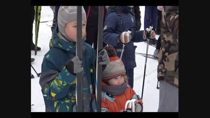 Все на лыжи вместе с РУСАЛом