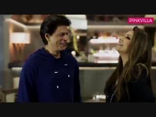 Gauri Khan: What Do You Like More The Food Or The Decor? SRK: I like you!