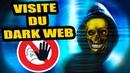 JE VAIS SUR UN SITE TOTALEMENT INTERDIT DU DARK WEB