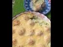 Суфле из кабачков и куриные шарики с сыром Ингредиенты в описании видео