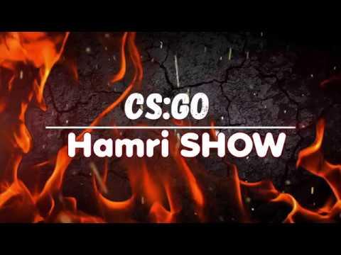 🎮Разминка в СSGO Hamri_SHOW🥇