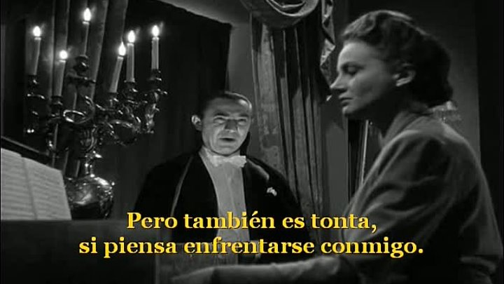 Return of the Vampire (El regreso de el vampiro) 1944, Lew Landers