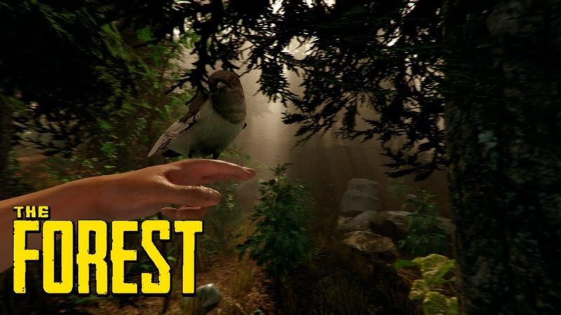 ТРОЕ ВЫЖИВШИХ УГАР 🔥 ● THE FOREST 1