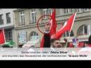 """Fick dich du Hurensohn Journalisten bei Demo türkischer Nationalisten in München beschimpft"