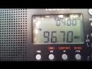 96.7 Радио Ваня(Любань)~196km