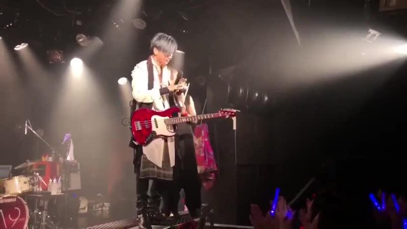 A9 LAST ONEMAN TOUR BEST OF A9 TOUR「ALIVERSARY」CASE OF 風月- Kanadzava, EIGHT HALL (15.06.19)