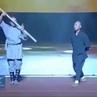 """Владимир Соловьев on Instagram: """"Нашу песню не задушишь.. Repost @shihengchuang ・・・ Iron throat demo. Shaolin Hard Qi Gong..."""""""