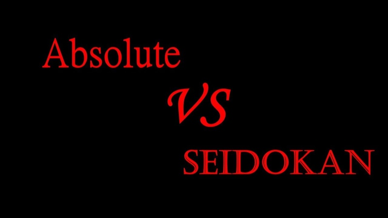 Absolute vs Seidokan GvG MPSDN