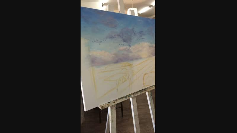 Мультик про облака