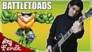 BATTLETOADS - Turbo Tunnel【Metal Guitar Cover】 by Ferdk