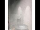 Фрагмент гостевого санузла в нашем реализованном проекте дом с синей дверью ⠀Ох как не просто он дался но все детали здесь с