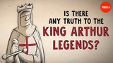 Is there any truth to the King Arthur legends - Alan Lupack
