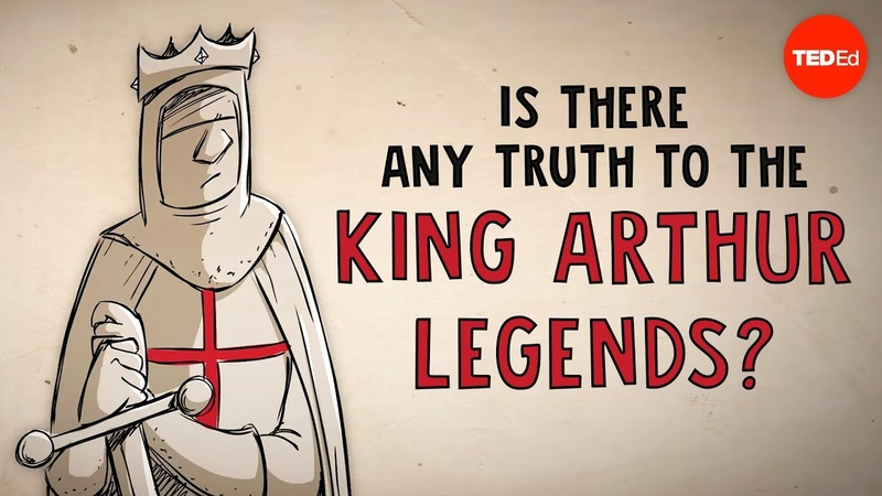Is there any truth to the King Arthur legends Alan Lupack
