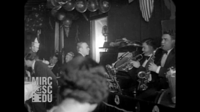 Feb 13, 1931 - Risqué Nightclub in Chicago, IL (real sound)