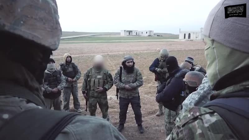 Idlib - Абу Зуҳурда бўлаётган жанглар