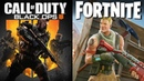 Call of Duty: Black Ops 4 - Blackout vs Fortnite | Direct Comparison