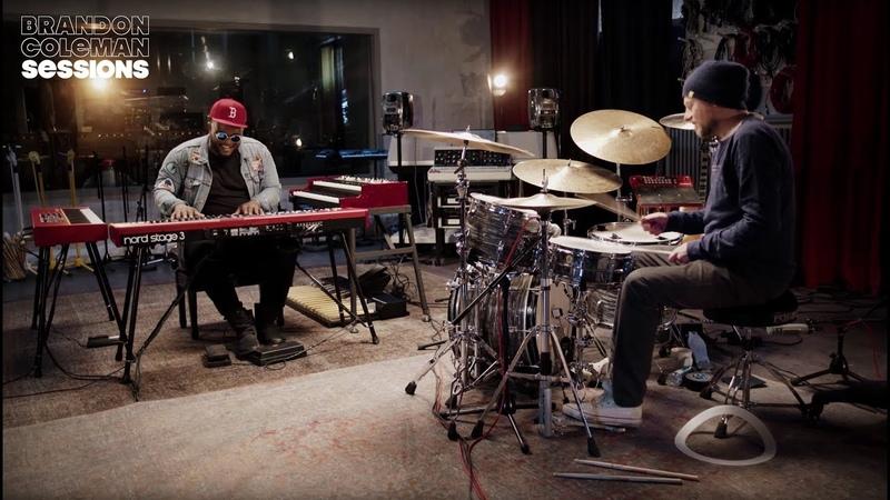 Brandon Coleman Sessions 2 Jazz Fusion